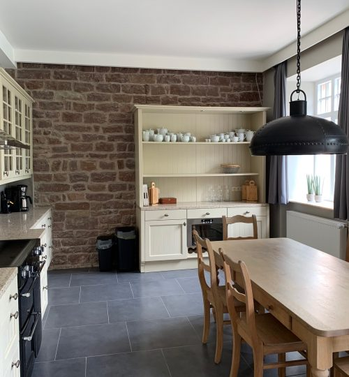 riant ingerichte keuken