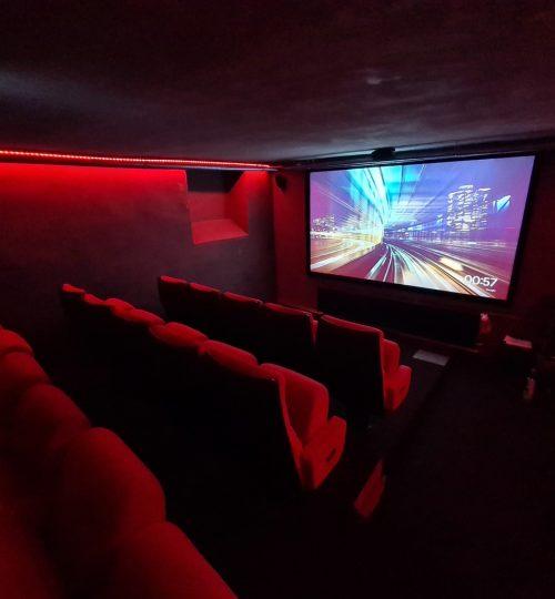 bioscoop met 17 zitplaatsen